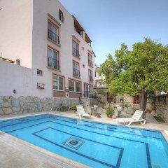 Nazar Hotel Турция, Сельчук - отзывы, цены и фото номеров - забронировать отель Nazar Hotel онлайн бассейн фото 3