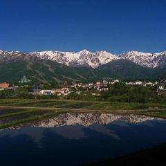 Отель Lodge Karunaju & The Alpine Grill Хакуба фото 8