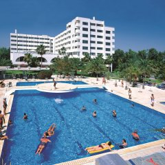 Sural Hotel бассейн