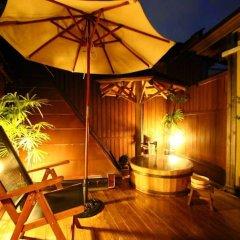 Отель Shinkiya Ryokan Япония, Беппу - отзывы, цены и фото номеров - забронировать отель Shinkiya Ryokan онлайн бассейн