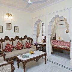 Отель Mandawa Haveli сауна