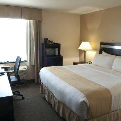 Отель Holiday Inn LaGuardia Airport США, Нью-Йорк - отзывы, цены и фото номеров - забронировать отель Holiday Inn LaGuardia Airport онлайн комната для гостей