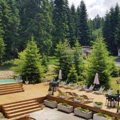 Отель Moura Болгария, Боровец - 1 отзыв об отеле, цены и фото номеров - забронировать отель Moura онлайн бассейн фото 2