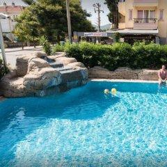 Club Dante Apartments Турция, Мармарис - отзывы, цены и фото номеров - забронировать отель Club Dante Apartments онлайн бассейн фото 3