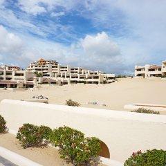 Отель Terrasol 254 1 Bedroom 1 Bathroom Condo Кабо-Сан-Лукас пляж
