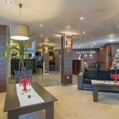 Отель Aparthotel Forest Glade Болгария, Чепеларе - отзывы, цены и фото номеров - забронировать отель Aparthotel Forest Glade онлайн интерьер отеля фото 2