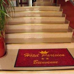 Hotel Parisien сауна