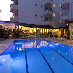 Отель Remi бассейн фото 3