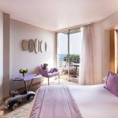 Отель Radisson Blu 1835 Hotel & Thalasso, Cannes Франция, Канны - 2 отзыва об отеле, цены и фото номеров - забронировать отель Radisson Blu 1835 Hotel & Thalasso, Cannes онлайн комната для гостей фото 2