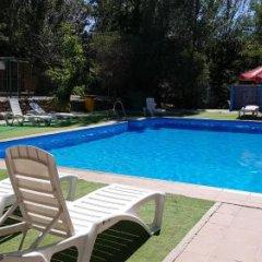 Отель Camping Ruta del Purche Сьерра-Невада бассейн фото 2