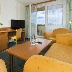 Отель Orea Resort Santon Брно комната для гостей фото 5