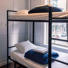 Отель The Cambie Hostel Seymour Канада, Ванкувер - отзывы, цены и фото номеров - забронировать отель The Cambie Hostel Seymour онлайн комната для гостей фото 5
