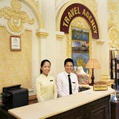 Отель Hanoi Posh Hotel Вьетнам, Ханой - отзывы, цены и фото номеров - забронировать отель Hanoi Posh Hotel онлайн интерьер отеля фото 3