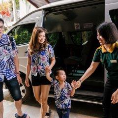Отель Ananta Burin Resort Таиланд, Ао Нанг - 1 отзыв об отеле, цены и фото номеров - забронировать отель Ananta Burin Resort онлайн городской автобус