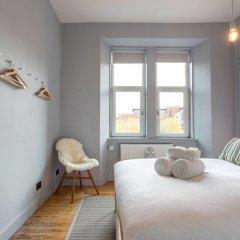 Апартаменты Ultra Stylish City Centre 1-bedroom Apartment Глазго комната для гостей