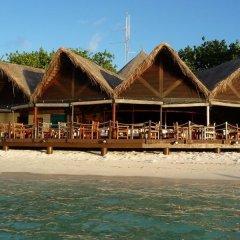 Отель Gasfinolhu Island Resort Остров Гасфинолу пляж