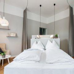 Отель Grätzlhotel Meidlingermarkt Австрия, Вена - отзывы, цены и фото номеров - забронировать отель Grätzlhotel Meidlingermarkt онлайн комната для гостей фото 4