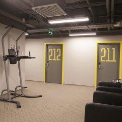 Хостел Netizen фитнесс-зал фото 2