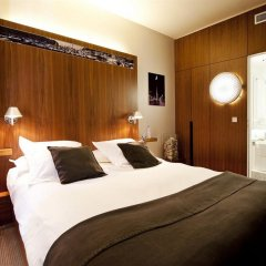 Hotel Beau Rivage Ницца комната для гостей