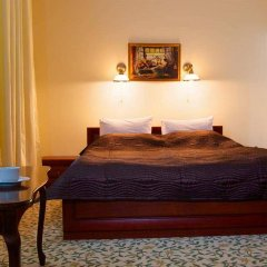 Гостиница Замок Льва комната для гостей фото 3