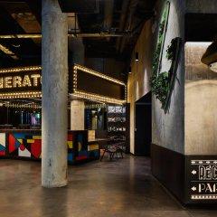 Отель Generator Paris Франция, Париж - 5 отзывов об отеле, цены и фото номеров - забронировать отель Generator Paris онлайн развлечения
