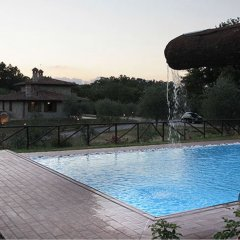 Отель La Casetta nel Bosco Синалунга бассейн фото 3