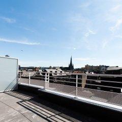 Отель Smartflats Design - Opera Бельгия, Льеж - отзывы, цены и фото номеров - забронировать отель Smartflats Design - Opera онлайн балкон