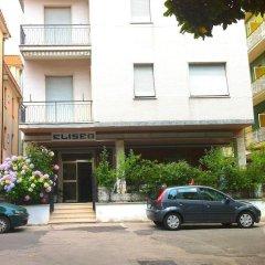 Отель Eliseo Италия, Фьюджи - отзывы, цены и фото номеров - забронировать отель Eliseo онлайн парковка