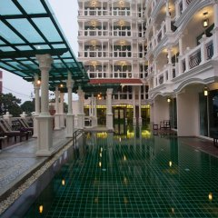 Отель Nida Rooms Talat Yai Robinson Ocean Пхукет бассейн