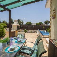 Отель Protaras Villa Mandali 19 балкон