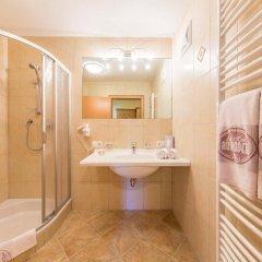 Отель Residence Rossboden Италия, Лана - отзывы, цены и фото номеров - забронировать отель Residence Rossboden онлайн ванная фото 2