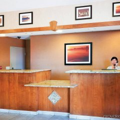 Отель La Quinta Inn & Suites San Diego SeaWorld/Zoo Area интерьер отеля фото 3