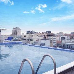 Отель Jupiter Lisboa Hotel Португалия, Лиссабон - отзывы, цены и фото номеров - забронировать отель Jupiter Lisboa Hotel онлайн бассейн фото 3