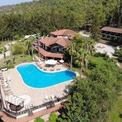 Hotel Berke Ranch&Nature бассейн