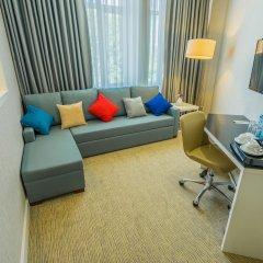 City Center Hotel Тбилиси комната для гостей фото 2