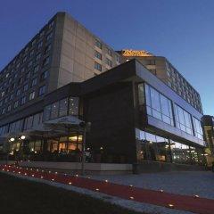 Отель Vienna House Diplomat Prague Чехия, Прага - - забронировать отель Vienna House Diplomat Prague, цены и фото номеров вид на фасад фото 2