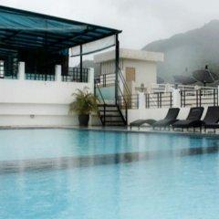 Malin Patong Hotel бассейн фото 3