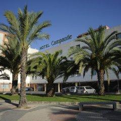 Отель Campanile Alicante парковка