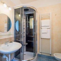 Отель La Valle di Monna Lisa ванная