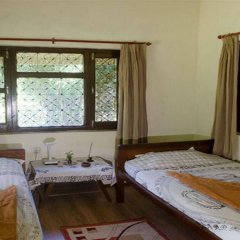 Отель Lumbini Buddha Garden Resort Непал, Лумбини - отзывы, цены и фото номеров - забронировать отель Lumbini Buddha Garden Resort онлайн комната для гостей фото 3