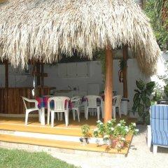 Отель Villas Mercedes Сиуатанехо гостиничный бар