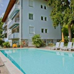 Отель Residence Atlantic Меран бассейн фото 3