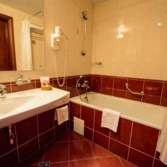 Гостиница Амбассадор Санкт-Петербург ванная