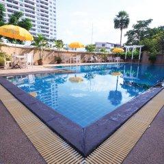 Отель Forum Park Бангкок бассейн