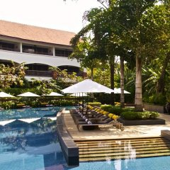 Отель Alila Diwa Гоа бассейн фото 3