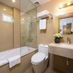 Отель Sunline Paon Hotel Вьетнам, Ханой - отзывы, цены и фото номеров - забронировать отель Sunline Paon Hotel онлайн ванная