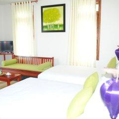 Отель Hoi An Osaka Riverside Villa & Spa комната для гостей фото 4