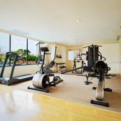 Отель Ramada D'MA Bangkok фитнесс-зал