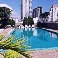 My Hotel Ratchada Бангкок бассейн фото 3
