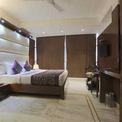 Отель International Inn комната для гостей